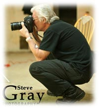 Steve Gray Photo